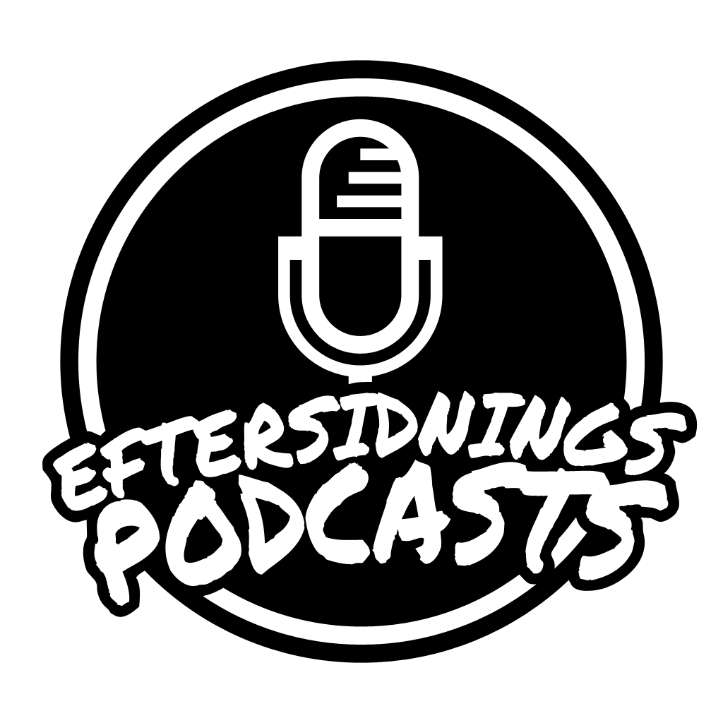 Eftersidnings Podcasts logo