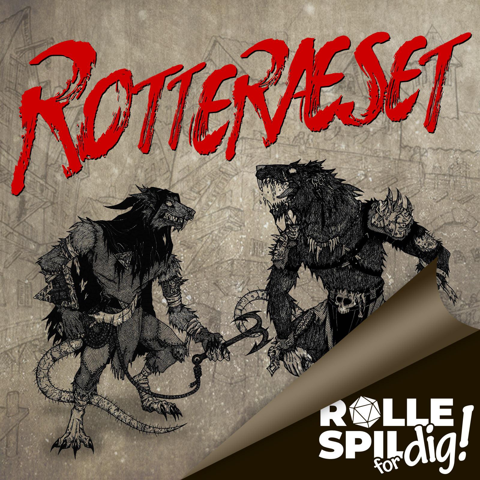 Rotteræset - 3/3 - Amplen... eller ampelen